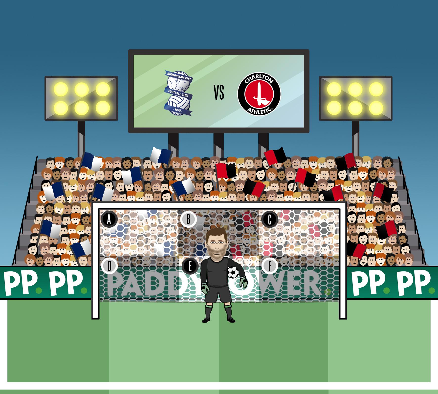 Stephen Henderson - Birmingham vs Charlton